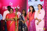 Namma Chennai Airport Turns Pink - PINKTOBER 2019 - Breast Cancer Free India - Event (28)