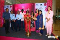 Namma Chennai Airport Turns Pink - PINKTOBER 2019 - Breast Cancer Free India - Event (29)