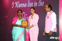 Namma Chennai Airport Turns Pink - PINKTOBER 2019 - Breast Cancer Free India - Event (36)