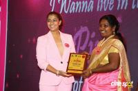 Namma Chennai Airport Turns Pink - PINKTOBER 2019 - Breast Cancer Free India - Event (37)