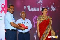 Namma Chennai Airport Turns Pink - PINKTOBER 2019 - Breast Cancer Free India - Event (38)