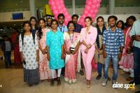 Namma Chennai Airport Turns Pink - PINKTOBER 2019 - Breast Cancer Free India - Event (39)