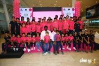 Namma Chennai Airport Turns Pink - PINKTOBER 2019 - Breast Cancer Free India - Event (4)