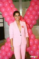 Namma Chennai Airport Turns Pink - PINKTOBER 2019 - Breast Cancer Free India - Event (40)