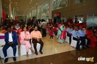 Namma Chennai Airport Turns Pink - PINKTOBER 2019 - Breast Cancer Free India - Event (5)