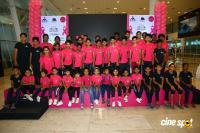 Namma Chennai Airport Turns Pink - PINKTOBER 2019 - Breast Cancer Free India - Event (7)