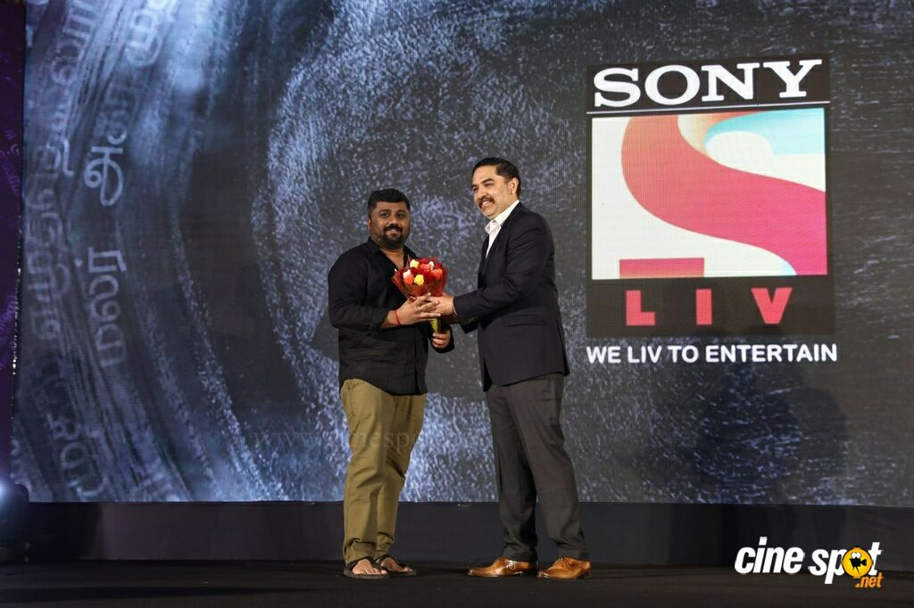 Sony LIV Iru Dhuruvam Web Series Launch (33)