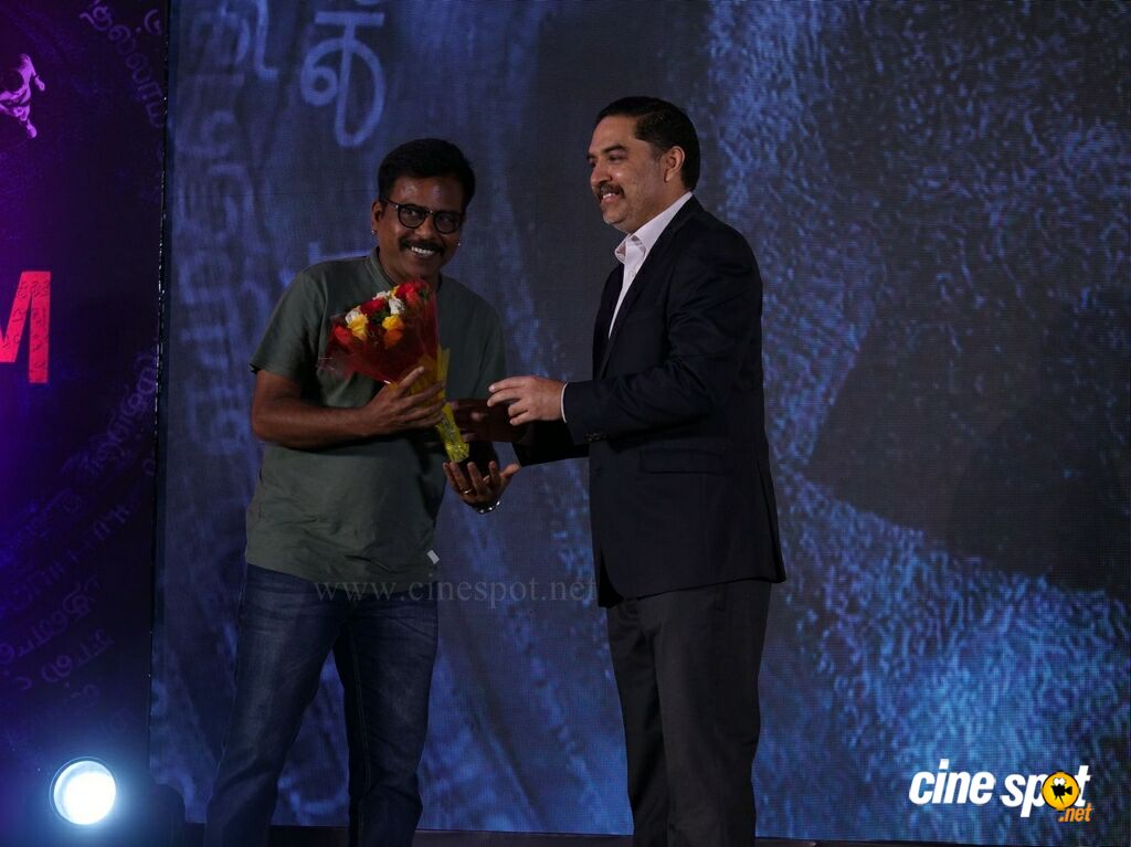 Sony LIV Iru Dhuruvam Web Series Launch (55)