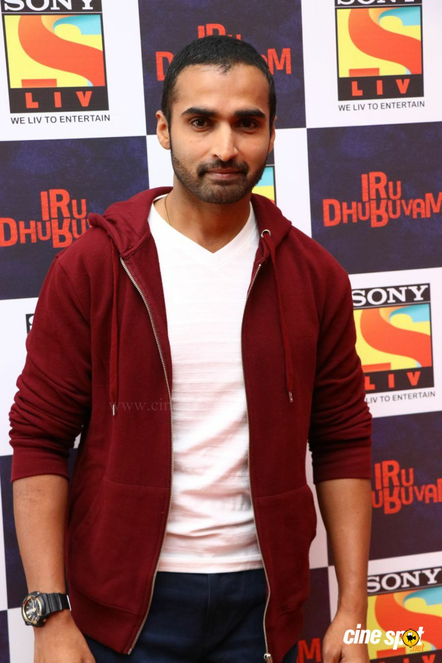 Sony LIV Iru Dhuruvam Web Series Launch (7)