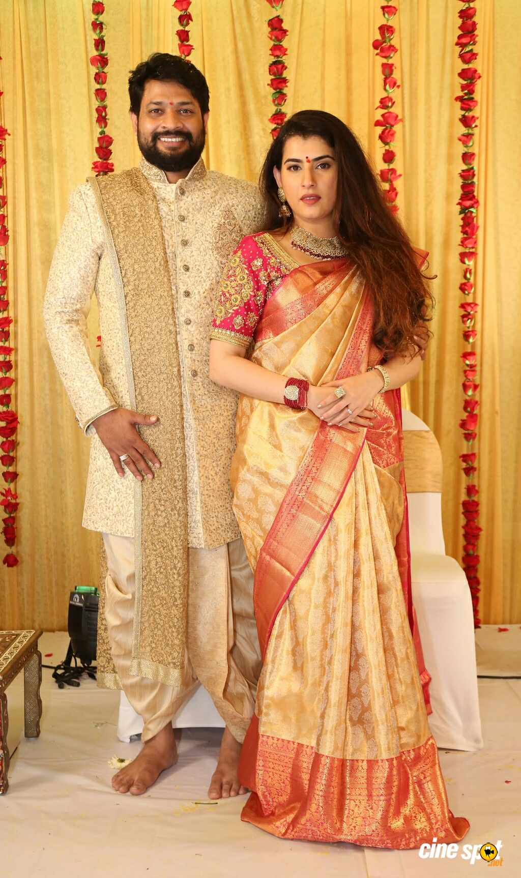 Archana Shastry Engagement (15)
