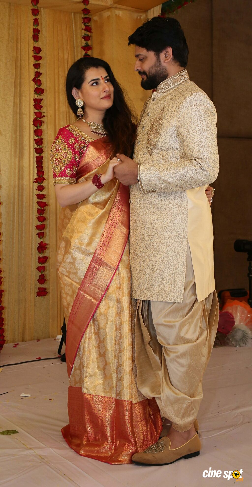 Archana Shastry Engagement (8)