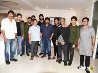 Allu Aravind Hosted A Grand Success Party Photos