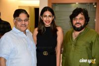 Allu Aravind Hosted A Grand Success Party To Celebrate Sye Raa Success (2)