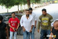 Meeku Mathrame Cheptha Actor Tharun Bhascker At Shreyas College Photos