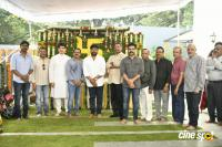 Chiranjeevi Koratala Siva Film Pooja Ceremony Photos