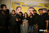 Meeku Mathrame Chepta Team In Vijayawada Photos