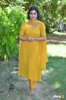 Poorna at Sambavam Movie Pooja (1)