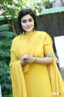 Poorna at Sambavam Movie Pooja (2)