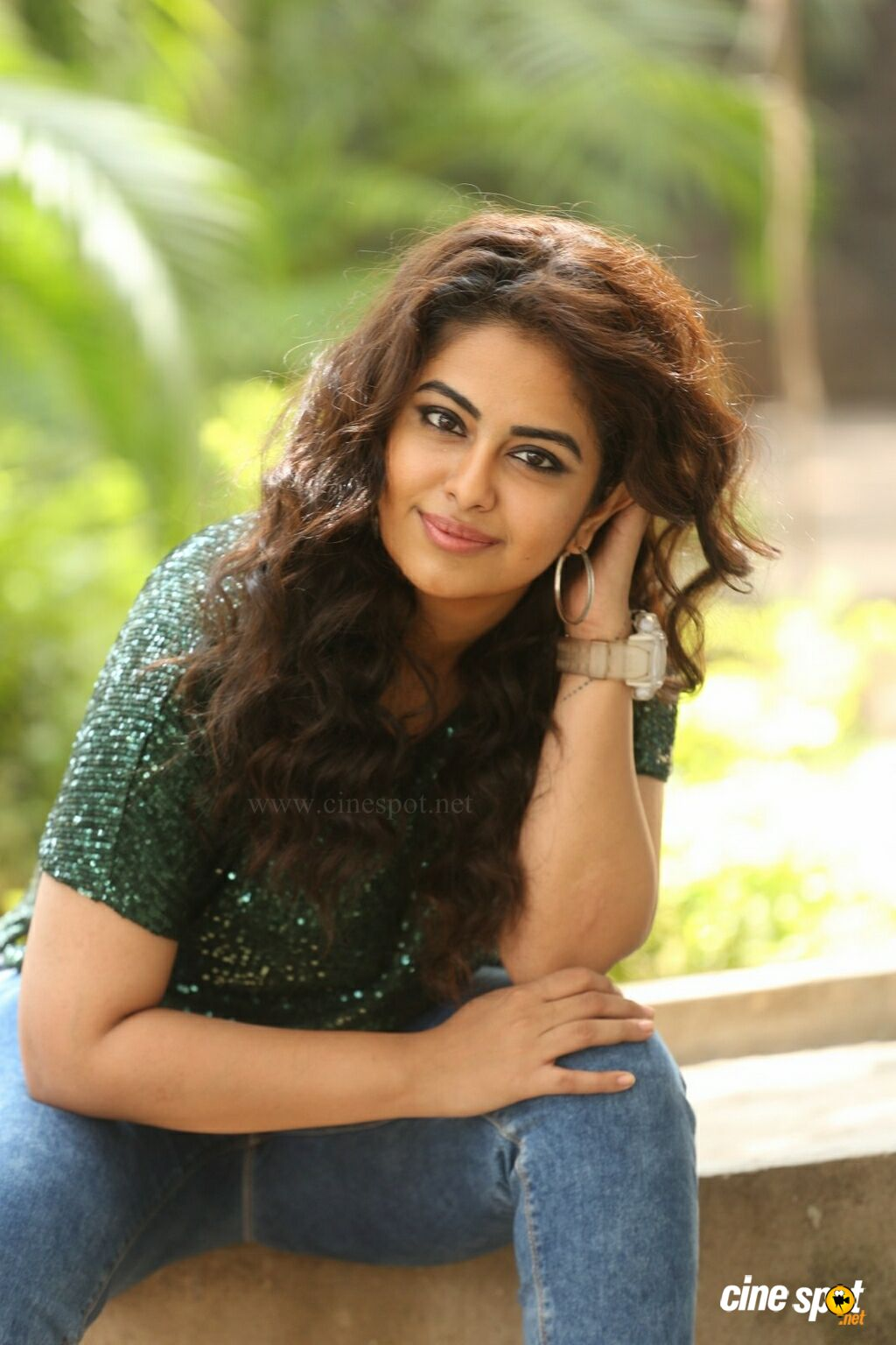 Raju Gari Gadhi 3 Actress Avika Gor Interview Photos (64)