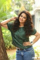 Raju Gari Gadhi 3 Actress Avika Gor Interview Photos (74)