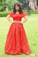 Avika Gor at Raju Gari Gadhi 3 Pre Release Press Meet (1)