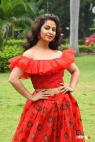 Avika Gor at Raju Gari Gadhi 3 Pre Release Press Meet (11)