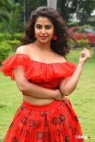 Avika Gor at Raju Gari Gadhi 3 Pre Release Press Meet (13)
