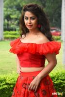 Avika Gor at Raju Gari Gadhi 3 Pre Release Press Meet (31)