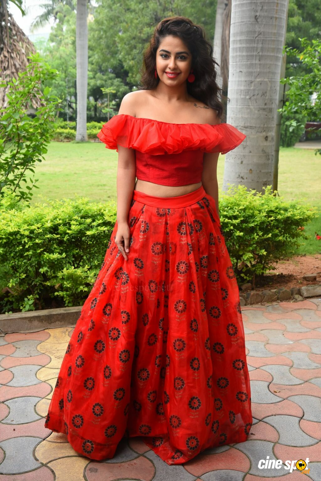Avika Gor at Raju Gari Gadhi 3 Pre Release Press Meet (37)
