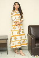 Evvarikee Cheppoddu Actress Gargeyi Yellapragada Interview Photos (4)