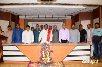 Telugu Cine Writers Association Rajathothsavam Press Meet (1)
