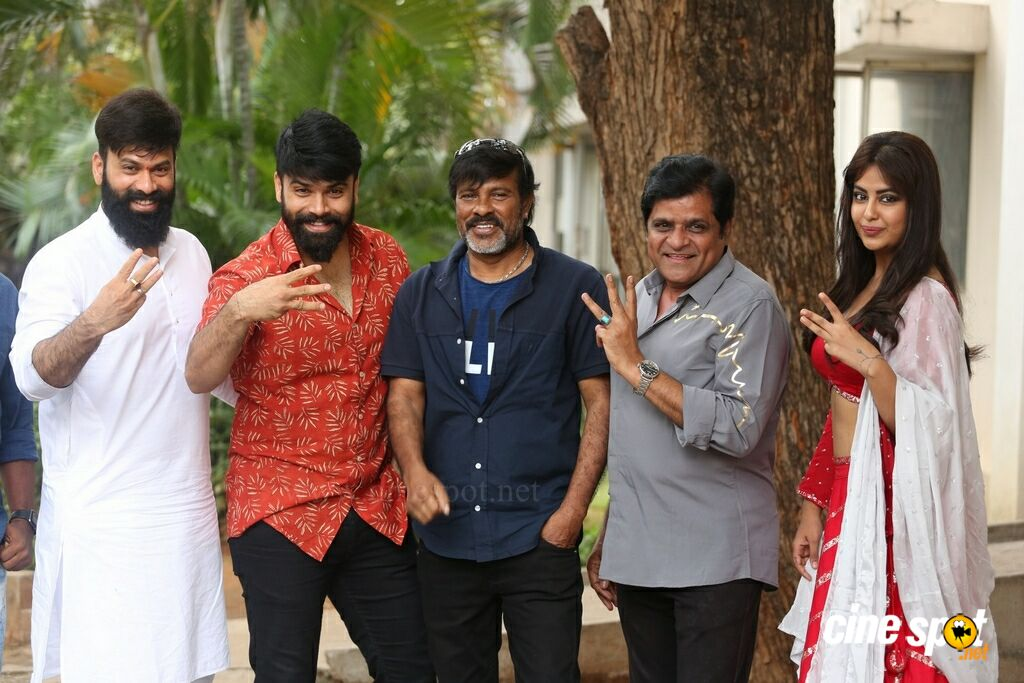 Raju Gari Gadhi 3 Movie Success Meet (20)