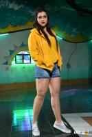 Mannara Chopra at Hi 5 Shooting Coverage Press Meet (10)