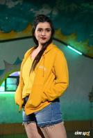 Mannara Chopra at Hi 5 Shooting Coverage Press Meet (12)