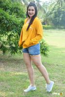 Mannara Chopra at Hi 5 Shooting Coverage Press Meet (30)
