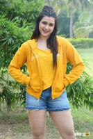 Mannara Chopra at Hi 5 Shooting Coverage Press Meet (34)