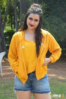 Mannara Chopra at Hi 5 Shooting Coverage Press Meet (37)