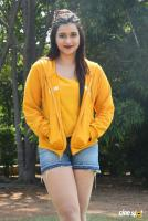 Mannara Chopra at Hi 5 Shooting Coverage Press Meet (40)