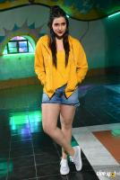 Mannara Chopra at Hi 5 Shooting Coverage Press Meet (6)