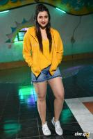 Mannara Chopra at Hi 5 Shooting Coverage Press Meet (7)