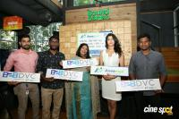 Juhi Khan Launched Aneemax Digital Business Card Photos