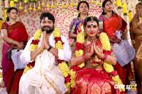 Archana Shastry and Jagadeesh Wedding Stills (11)