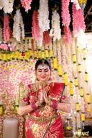 Archana Shastry and Jagadeesh Wedding Stills (13)