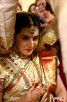 Archana Shastry and Jagadeesh Wedding Stills (16)