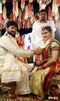 Archana Shastry and Jagadeesh Wedding Stills (5)