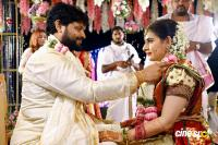 Archana Shastry and Jagadeesh Wedding Stills (7)
