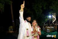 Archana Shastry and Jagadeesh Wedding Stills (8)