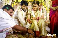 Archana Shastry and Jagadeesh Wedding Stills (9)