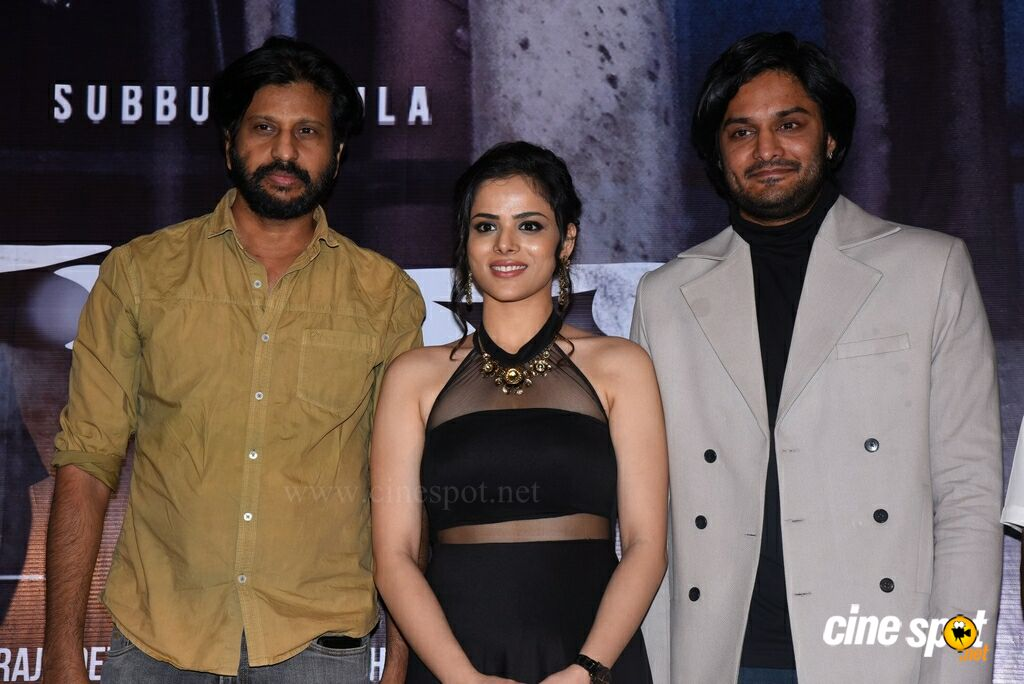 Raahu Movie Trailer Launch (25)