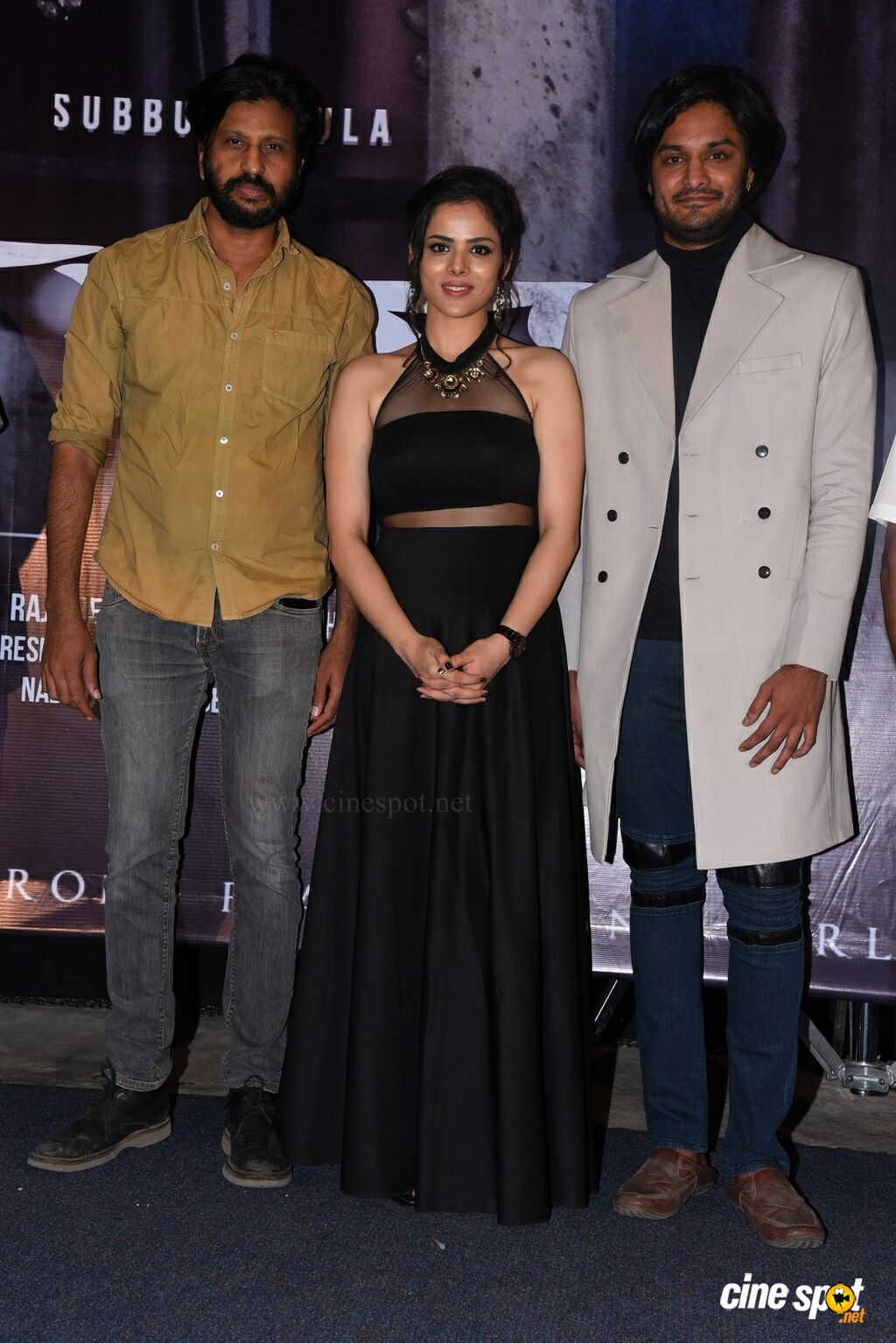 Raahu Movie Trailer Launch (26)
